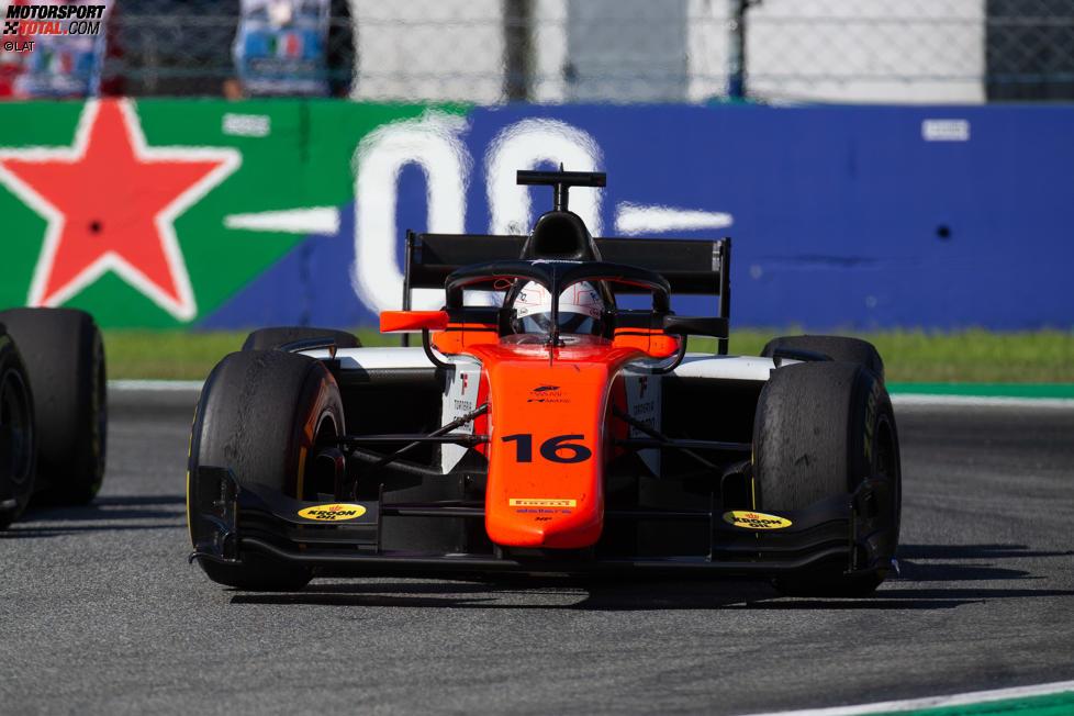 Jordan King (MP Motorsport)