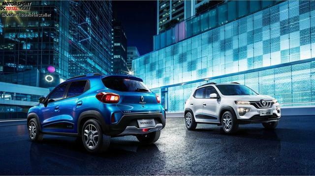 VW ID.3 Oder Renault K-ZE? Beim Preis Gäbe Es Klaren Sieger
