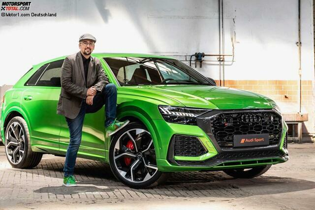Audi Rs Q8 2020 Suv Coupe Mit 600 Ps