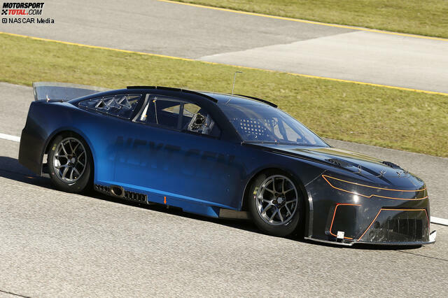 """Next Gen""-Test mit Erik Jones in Homestead"