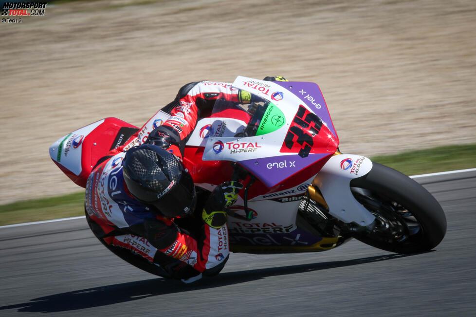 Lukas Tulovic (Tech 3 E-racing)
