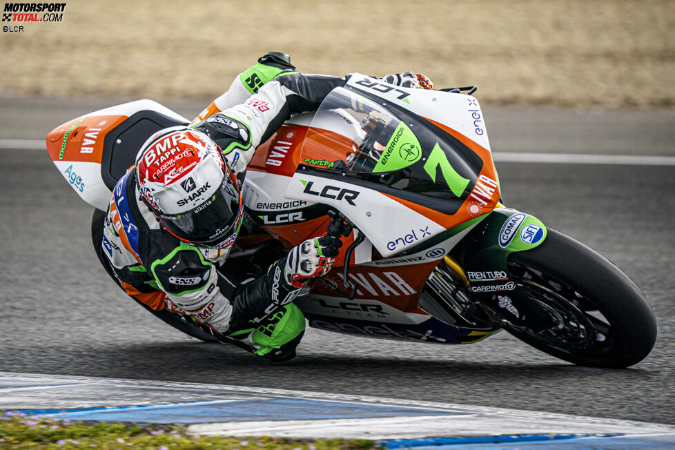Niccolo Canepa (LCR E-Team)