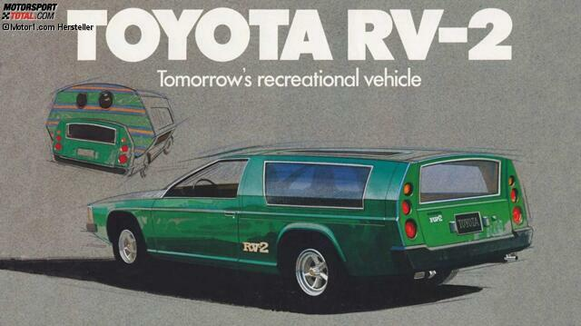 Concept we forgot: Toyota RV-2