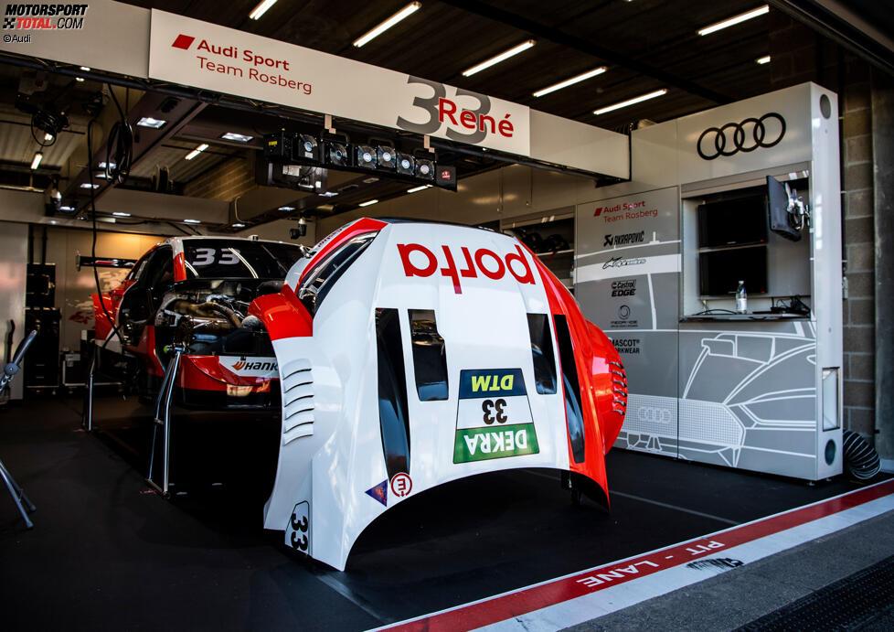 Rene Rast (Rosberg-Audi)