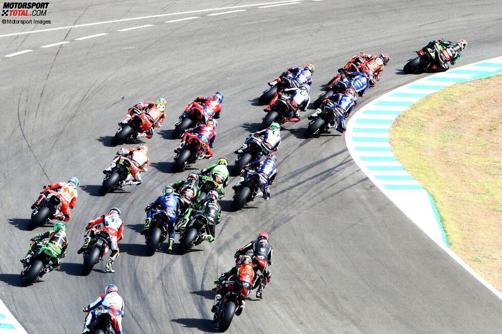 Startszene aus Jerez