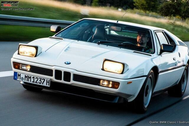 In the BMW M1 to the M Movie Night