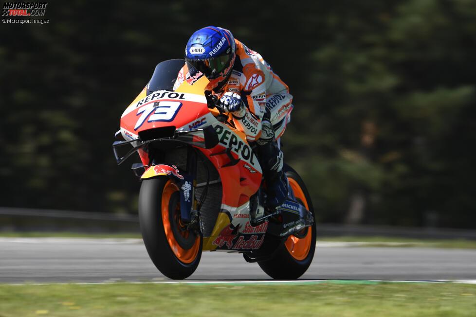 Alex Marquez (Honda)