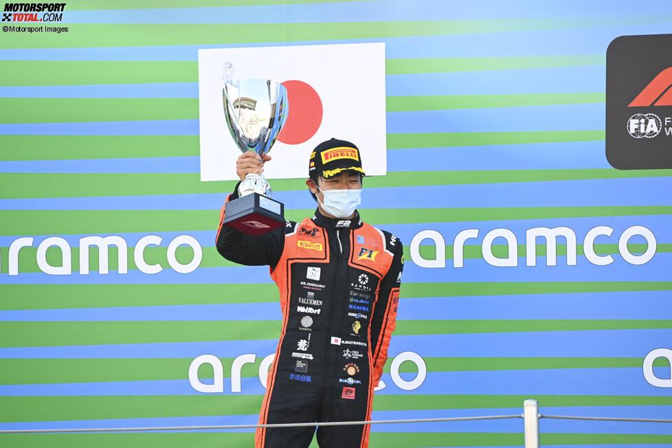 Nobuharu Matsushita (MP Motorsport)