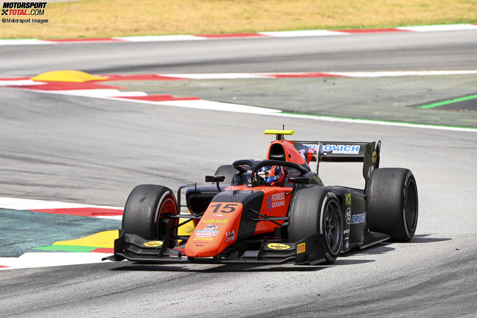 Felipe Drugovich (MP Motorsport)
