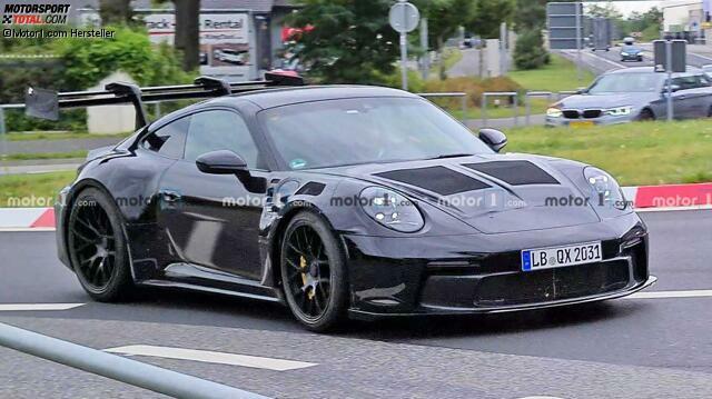 Fahrt Hier Der Neue Porsche 911 Gt3 Rs Fur 2021