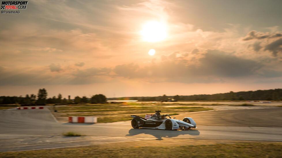 Pascal Wehrlein (Porsche)