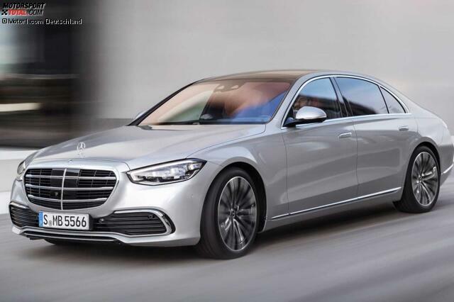 Mercedes S-Klasse (2021): Die Highlights der neuen Generation
