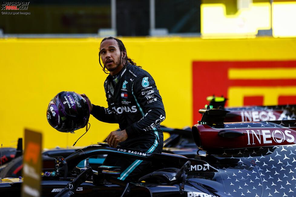 Lewis Hamilton (Mercedes)