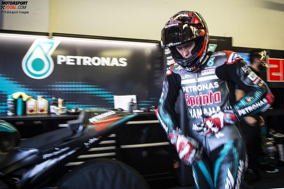 Fabio Quartararo (Petronas)