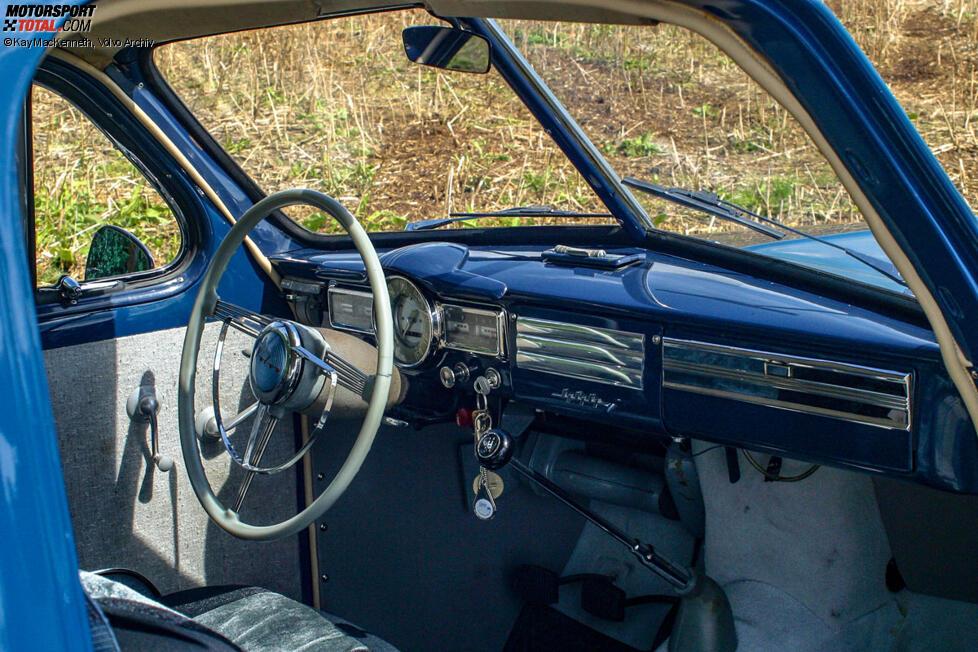 """Alter Schwede! 70 Jahre Volvo PV444 B """"Buckel"""""""