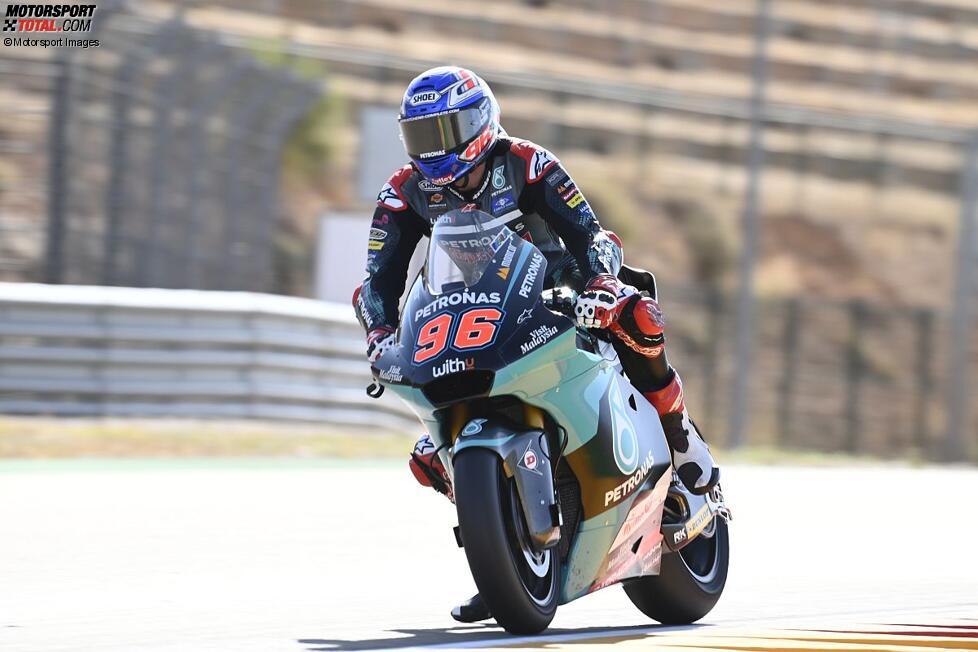 Jake Dixon (Petronas)