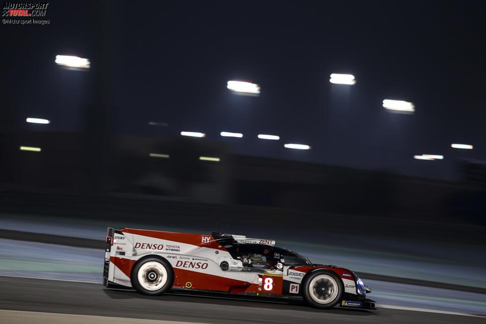 Sebastien Buemi, Kazuki Nakajima, Brendon Hartley