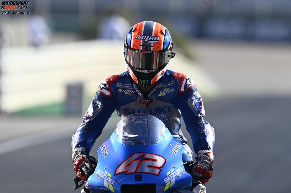 Alex Rins (Suzuki)