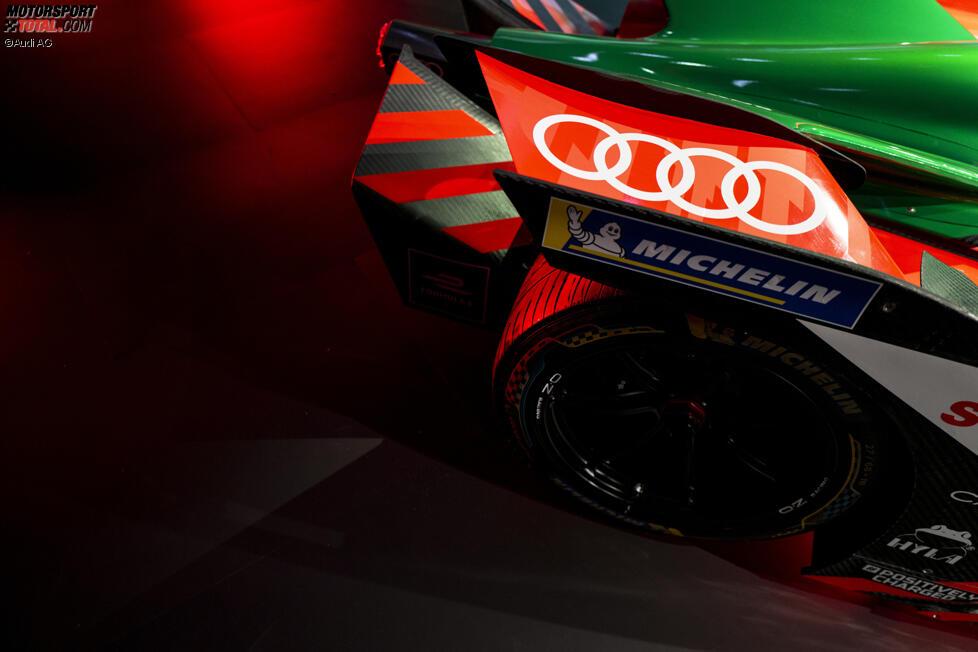 Audi e-tron FE07