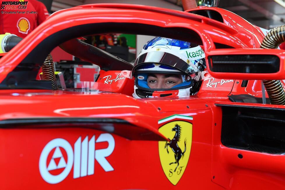 Giuliano Alesi (Ferrari)