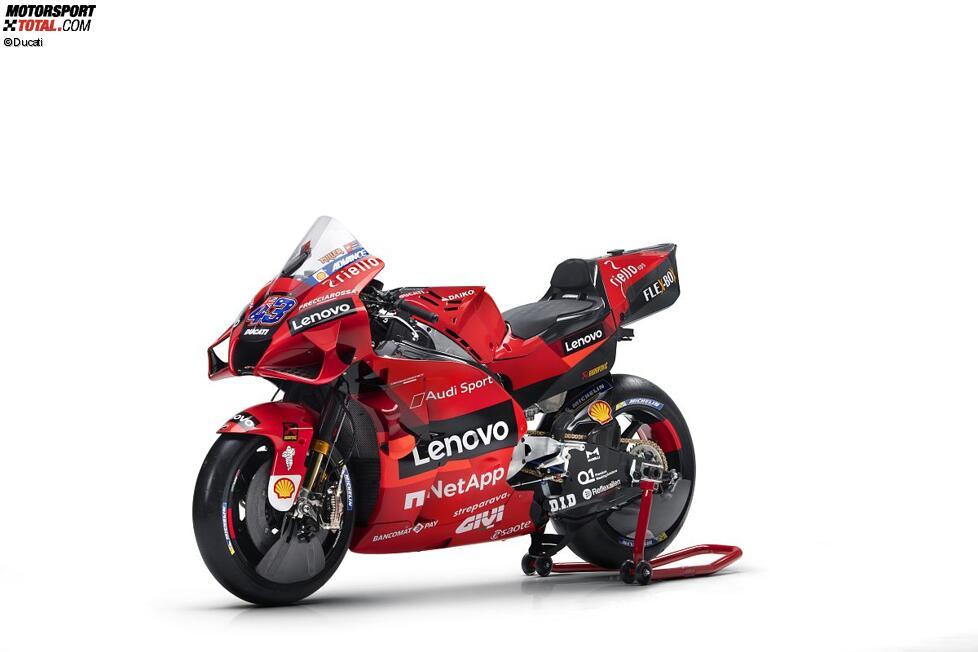 Ducati Desmosedici GP21