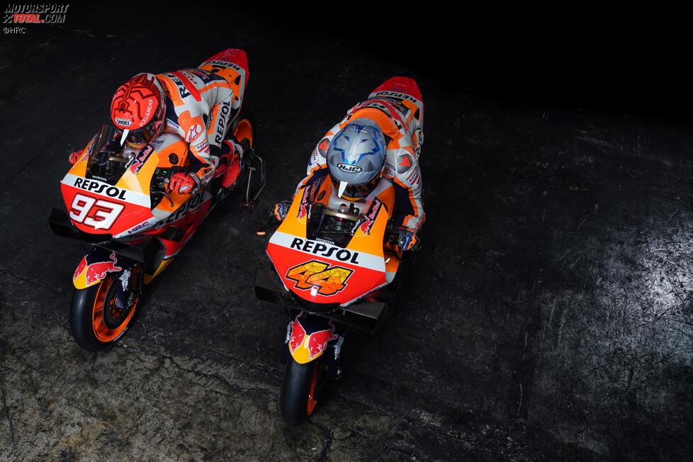Marc Marquez und Pol Espargaro