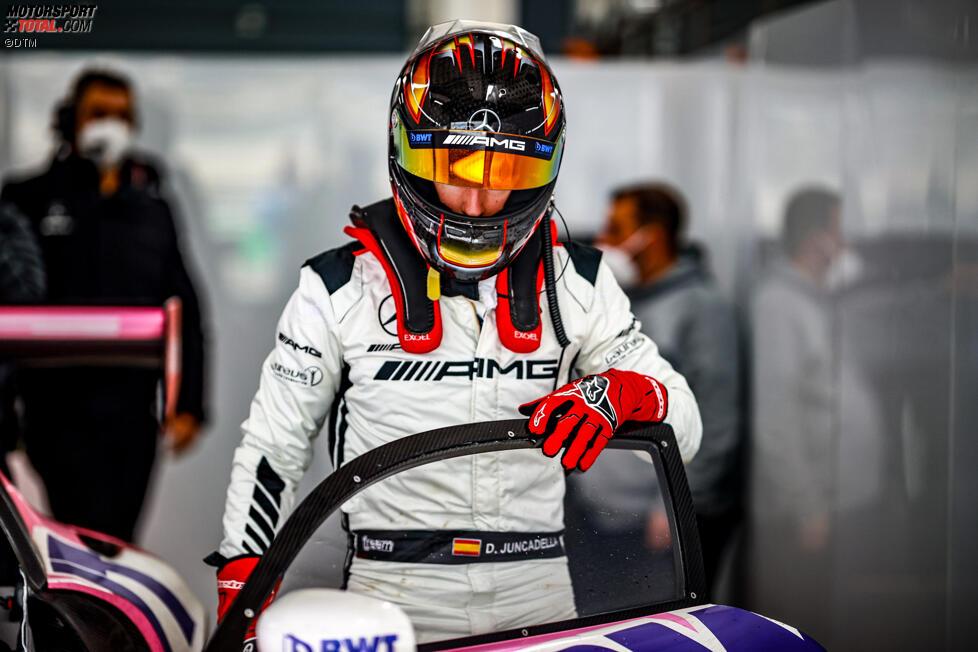 Daniel Juncadella (GruppeM-Mercedes)