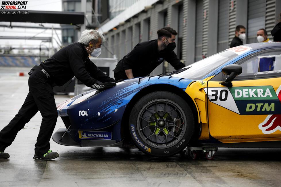 Nick Cassidy (AF-Corse-Ferrari)