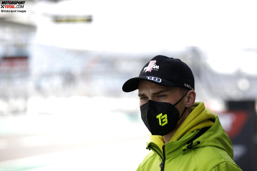 Esteban Muth (T3-Motorsport-Lamborghini)
