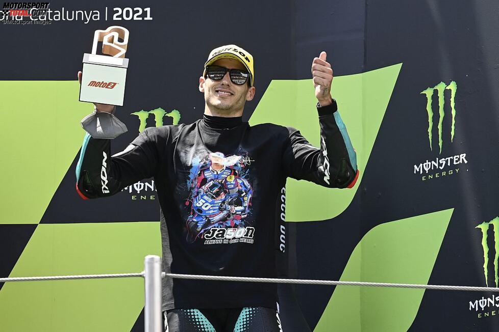 Xavi Vierge (Petronas)