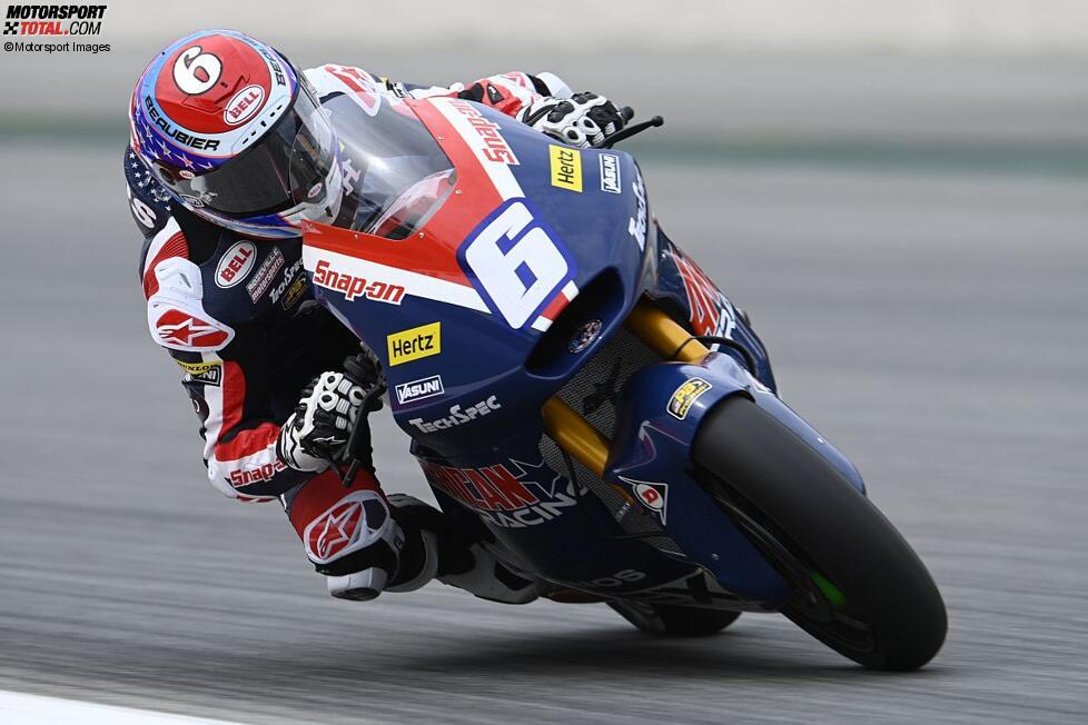 Cameron Beaubier (American Racing)