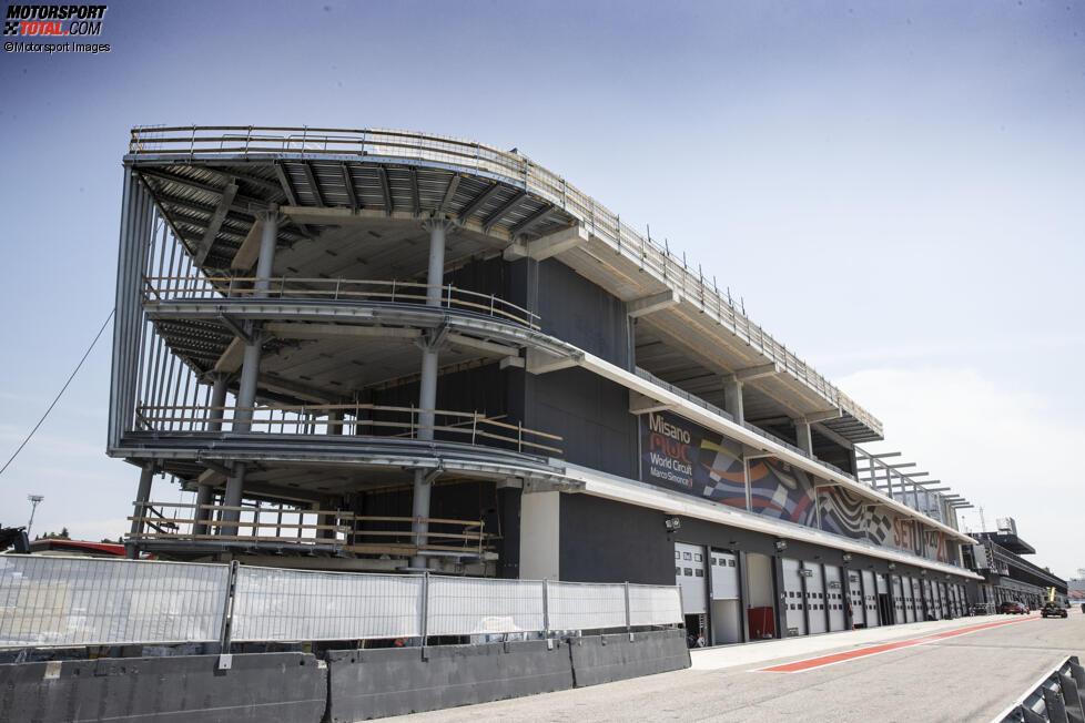Misano World Circuit Marco Simoncelli
