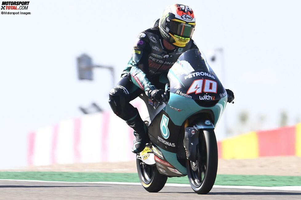 Darryn Binder (Petronas Sprinta)