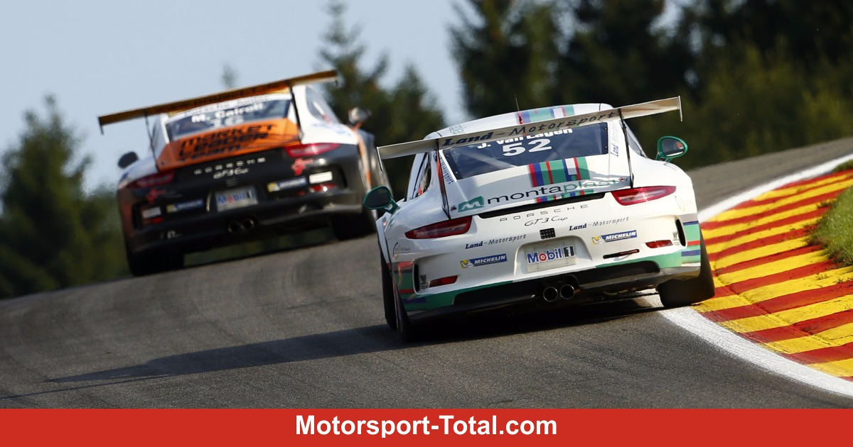 fotogalerie porsche supercup in spa francorchamps 21 mehr motorsport bei. Black Bedroom Furniture Sets. Home Design Ideas