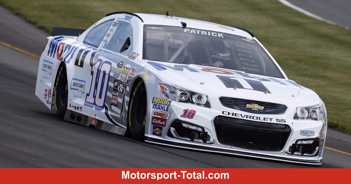 fotogalerie nascar auf dem pocono raceway 03 us racing bei motorsport. Black Bedroom Furniture Sets. Home Design Ideas