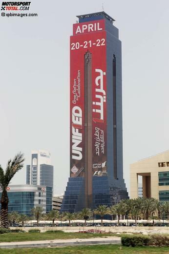 Zugegeben, angesichts der extremen Medienberichterstattung vor dem Grand Prix von Bahrain fanden die internationalen Journalisten die Hauptstadt Manama in verhältnismäßig ruhigem Zustand vor. Aber dass die Veranstalter ausgerechnet das Wortspiel