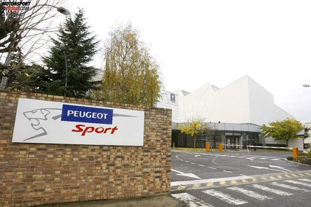In den Werkshallen in Velizy tüftelten die Peugeot-Fachleute ein Konzept aus, das dem von Audi mindestens ebenbürtig sein sollte.