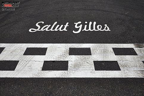 Salut Gilles! Nach Gilles Villeneuve ist die Strecke in Montreal benannt - und der legendäre Ferrari-Fahrer ist in ganz Kanada immer noch ein Mythos. Der sechsfache Grand-Prix-Sieger verstarb 1982 beim Grand Prix von Belgien. Sein Sohn Jacques wurde 1997 Weltmeister - und ist heute als TV-Experte in der Formel 1 tätig.