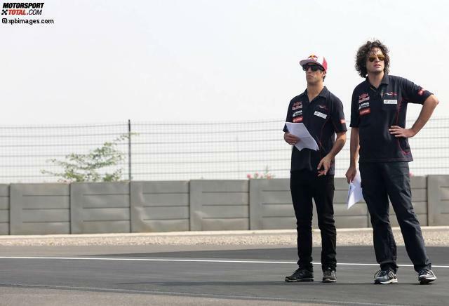 Daniel Ricciardo (Chancen: *): Toro Rosso bläst im Saisonfinale noch einmal zum Großangriff auf Sauber und vielleicht sogar Force India, doch dafür muss ein großer Sprung gelingen. In Suzuka zeigten die angekündigten Neuerungen noch kaum Wirkung. Gut möglich aber, dass Designer James Key noch eine zündende Idee gekommen ist, und gut möglich auch, dass Daniel Ricciardo wieder mal einen seiner immer wieder aufblitzenden Lichtblicke zeigt. Gegen Ricciardo spricht, dass Indien 2012 kein gutes Pflaster für Toro Rosso war. Heißer Punktekandidat!