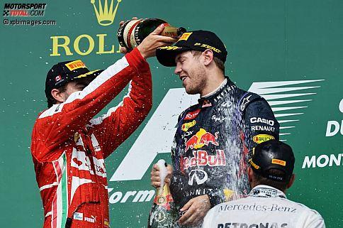 """Gazzetta dello Sport (Italien): """"Vettel-Show in Kanada, aber auch Alonso fährt wunderbar. Der Spanier siegt im Duell gegen Hamilton, holt den zweiten Platz und betreibt damit Schadensbegrenzung. Kein Sieg ist einfach, doch für Vettel war der Erfolg in Kanada einfacher als alle anderen. Alonso ist wieder der Pilot, wie man ihn zu Zeiten vor Monte Carlo gesehen hat. Er fährt mörderisch bei Überholmanövern und mit beeindruckendem Tempo."""""""
