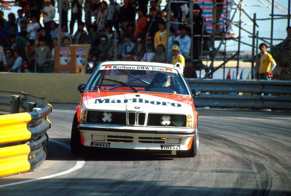 Ja, auch er war mal ein Ex-Formel-1-Pilot in der DTM: Gerhard Berger war 1984 erstmals in der Königsklasse unterwegs, ehe er sich im Jahr drauf in Zolder in einen BMW setzte. Platz acht war durchaus beachtenswert, die große Karriere im Monoposto-Bereich aber noch mehr. Heute ist er DTM-Boss.