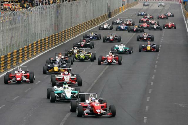 Der Formel-3-Grand-Prix von Macao ist alljährlich Treffpunkt der besten Nachwuchspiloten aus aller Welt. Auch 15 der aktuellen 22 Stammfahrer der Formel 1 gingen schon auf dem Guia-Circuit an den Start - doch keiner von ihnen konnte das Rennen gewinnen.