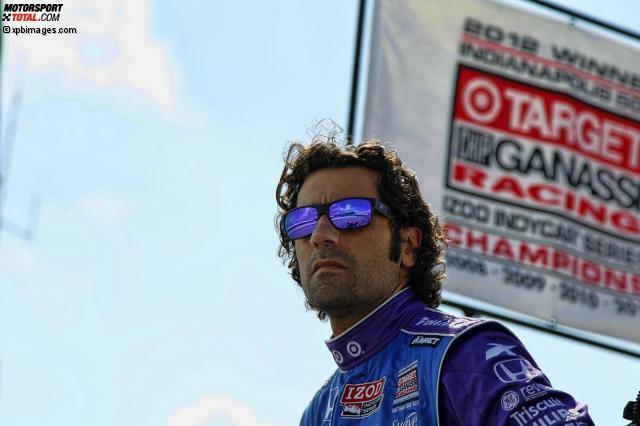 Good-Bye oder Arrivederci. Dario Franchitti nimmt nach 17 Jahren IndyCars, 31 Einzelsiegen (darunter dreimal das Indy 500) und vier IndyCar-Titeln im zarten Alter von 40 Jahren seinen Hut.