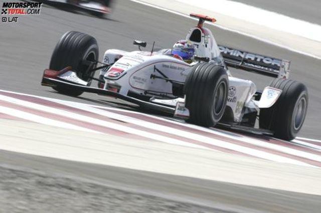 2005: Nico Rosberg (ART): Im Premierenjahr der Nachfolgerserie der internationalen Formel 3000 sichert sich ein Deutscher Pilot den Titel. Rosberg liefert sich ein spannenden Duell mit Heikki Kovalainen. Nach einem Doppelsieg beim Saisonfinale in Bahrain steht der damals 20-Jährige als Meister fest. Daraufhin sichert sich Williams die Dienste des Weltmeistersohnes.
