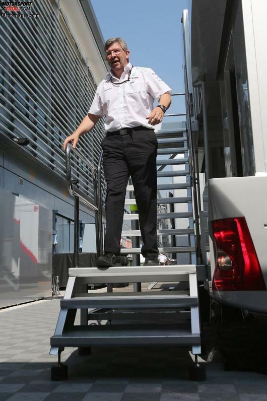 Ross Brawn ist zurück: Für den neuen Formel-1-Mehrheitseigner Liberty Media soll er als Sportchef die Königsklasse auf Vordermann bringen. Es ist der Höhepunkt einer bewegten Karriere. Sie begann einst bei...