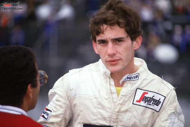 Die Geschichte des heutigen Lotus-Teams beginnt bereits 1981, damals allerdings noch unter anderem Namen: Toleman. Bereits der übergewichtige und nicht konkurrenzfähige TG181 wurde von einem gewissen Rory Byrne designt, der später alle Weltmeister-Autos von Michael Schumacher entwickeln sollte. Doch erst 1984 gelingen erste Achtungserfolge, was nicht zuletzt an einem aufstrebenden Nachwuchspiloten liegt.