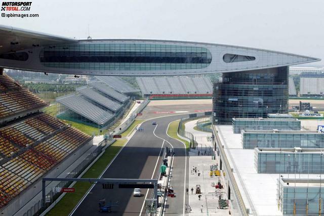 Das bevorstehende Rennwochenende markiert die elfte Auflage des Grand Prix von China. 2004 wurde der Event in den Formel-1-Kalender aufgenommen.