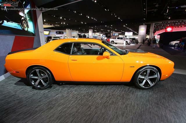 fotostrecke: 70er-comeback: muscle cars von dodge & equus foto 5/12