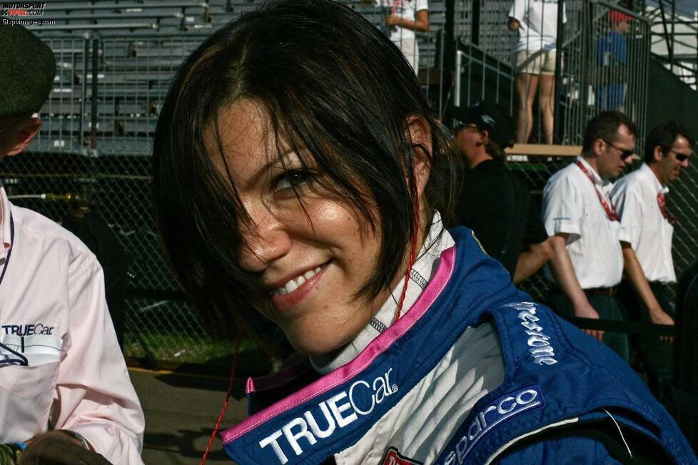 Name: Katherine Legge // Team: Amlin Aguri Formula E Team // Land: Großbritannien // Geburtstag: 12. Juli 1980 // Größter Erfolg: 15. Platz in der ChampCar-Gesamtwertung 2007