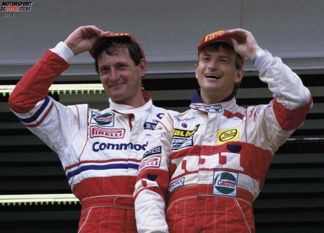 Bislang trugen sich 66 unterschiedliche Fahrer in die Siegerliste ein.